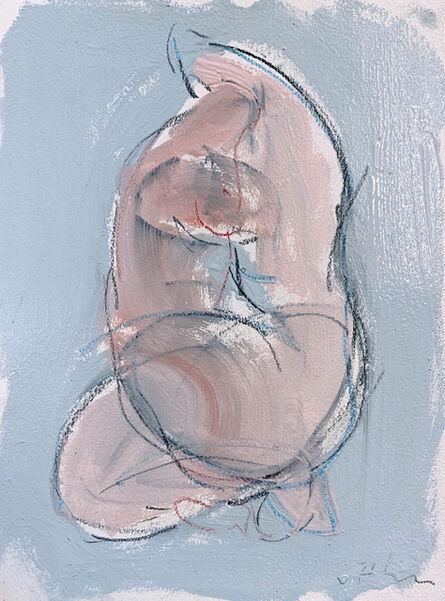 Heidi Lanino, 'Kind of Blue II', 2020