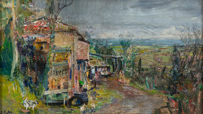 John Cobb, 'Villa El Monte, Alarico and the Dogs at the Workhouse', 2018