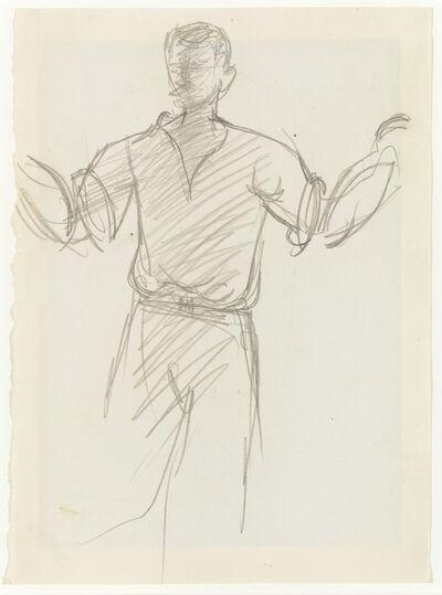 John Craxton, 'Dancer VII', ca. 1950