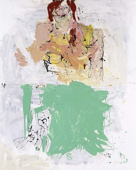 Georg Baselitz, 'Jäger (Remix)', 2008