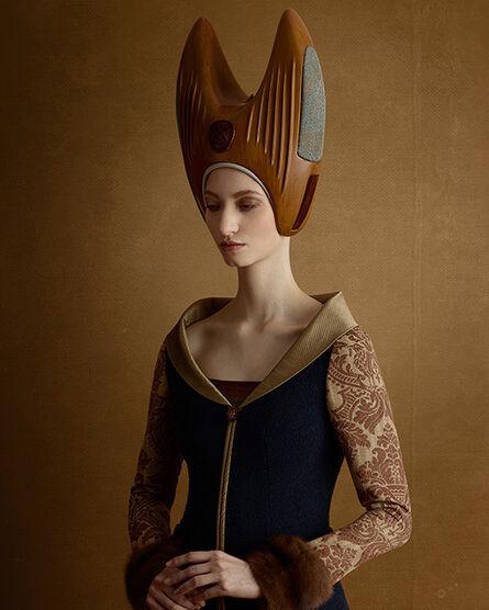 Christian Tagliavini, 'Bianca Baroni della Rocca', 2017