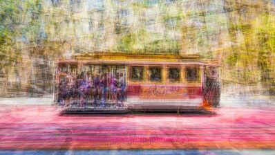 Tori Foster, 'Fourteen Trolleys, San Francisco', 2018