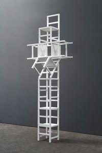 Latifa Echakhch, 'Untitled (Seven Chairs)', 2015