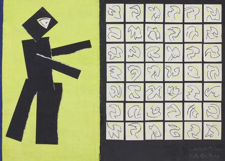 Geta Bratescu, 'Artistul', 2006