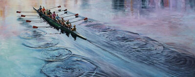 Kay Bradner, 'Circles in the Water'