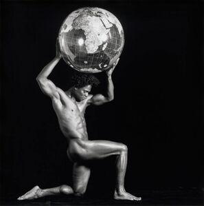 Renee Cox, 'Atlas', 1995