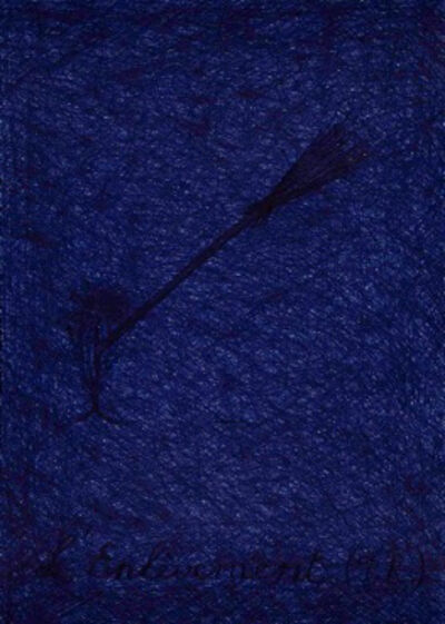 Jan Fabre, 'The Abduction (F.R.) (Antwerpen, 3/3)', 1989