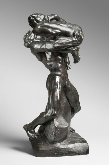 Auguste Rodin, 'I Am Beautiful ', 1885-1925