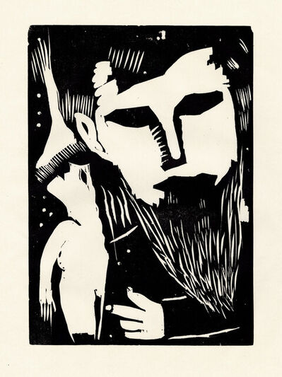 Radziwill Franz, 'Abkehr (Abandonment)', 1921