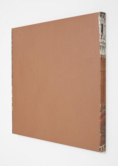 """Ger van Elk, 'Sienna """"Vecchio""""', 2011"""