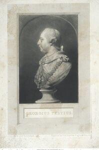 Samuel William Reynolds I, 'Georgius Tertius', 1820