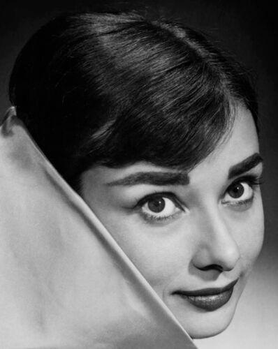 Yousuf Karsh, 'Audrey Hepburn (B)', 1956