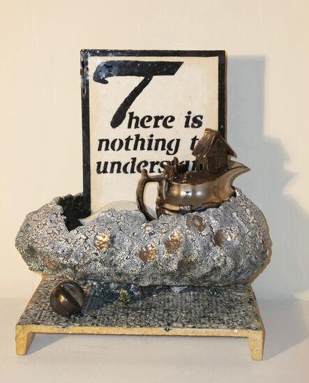 Edgar Franceschi, 'Nothing Can Be Taken Which Has Not Been ', 2017