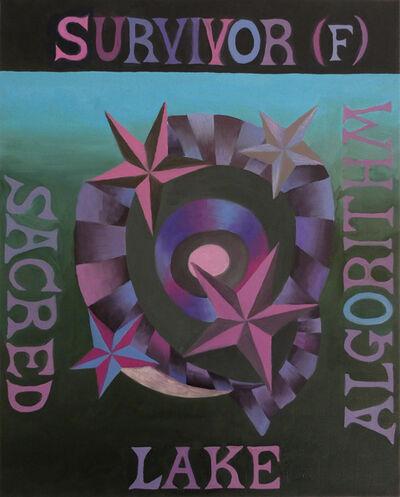 Suzanne Treister, 'SURVIVOR (F)/Sacred Lake Algorithm ', 2018