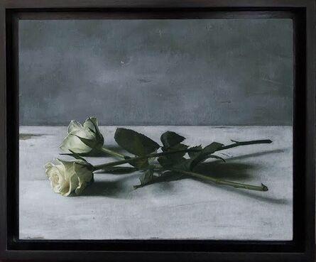 Jane Beharrell, 'Crossed Roses', 2020