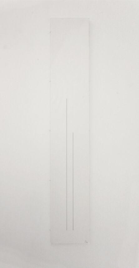 Stanley Brouwn, '1 m 1 step', 1987