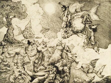 Daniel Birdsong, 'The Yonder', 2015