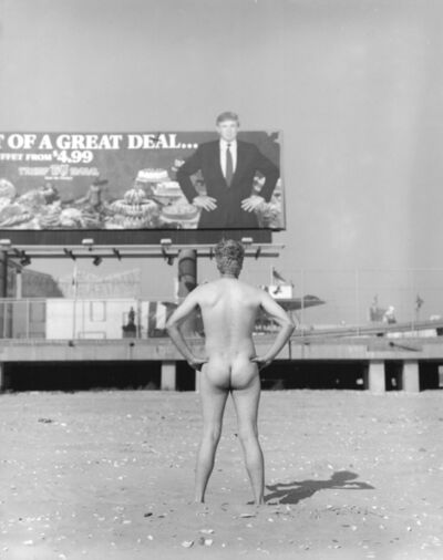 Spencer Tunick, 'Atlantic City 2', 1994-2020