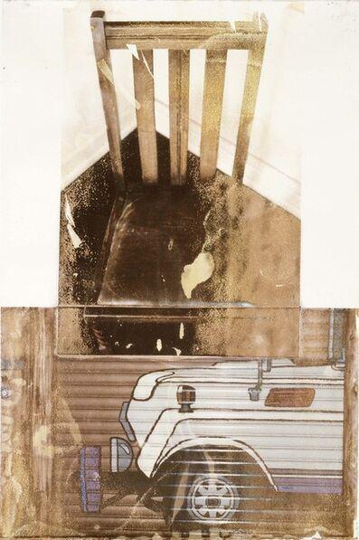 Robert Rauschenberg, 'Pleasure Loathe (Waterworks)', 1994
