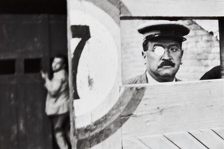 Henri Cartier-Bresson, 'Roman Amphitheater, Valencia, Spain', 1933