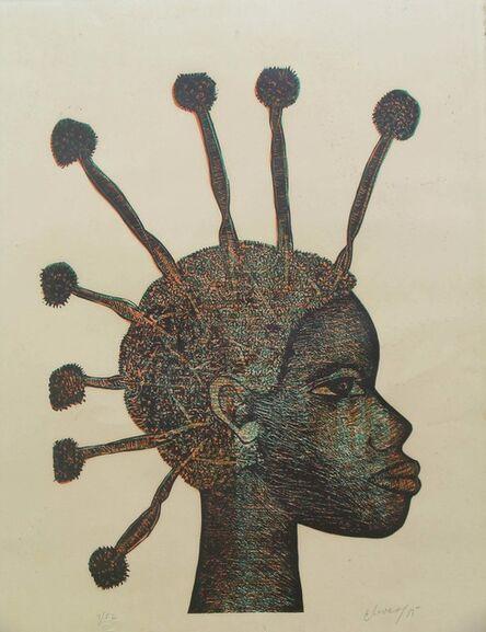 Choco, 'Cabeza Africana', 1983