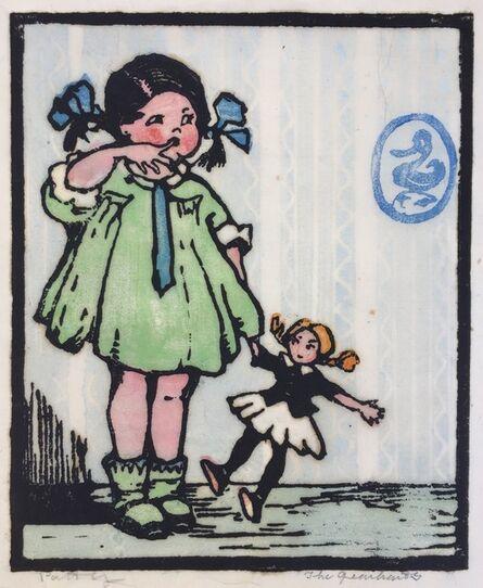 Frances Hammell Gearhart, 'Pattty', 1928