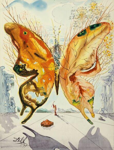 Salvador Dalí, 'Venus Butterfly', 1947