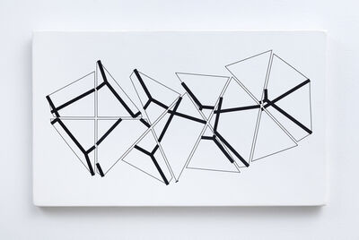 Manfred Mohr, 'P-360-F {FF}', 1984