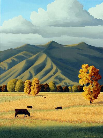 Doug West, 'Taos Pastoral', 2017
