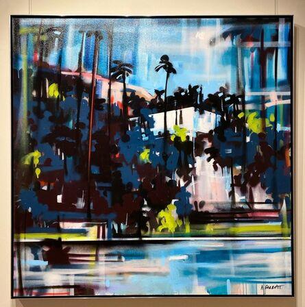 Anthony Garratt, 'Jungle Haus', 2021