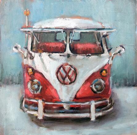 Bradford J. Salamon, 'Split Window VW', 2019