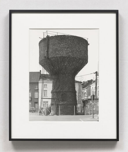 Bernd and Hilla Becher, 'Wasserturm, Braine-le-Comte, B', 1980