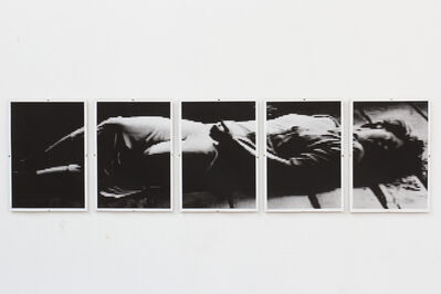 Anne-Charlotte Yver, 'Zone fantasmatique (échelle 1)', 2014
