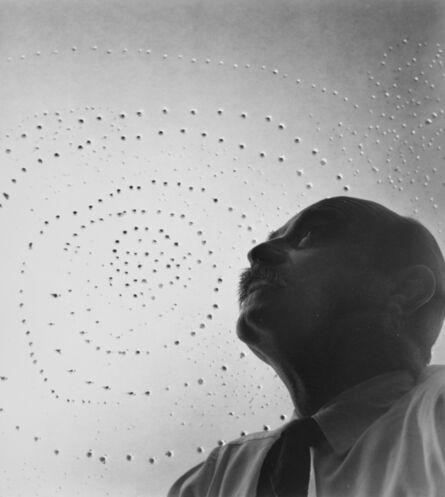 Agenzia Dufoto, 'Ritratto di Lucio Fontana', Sixties