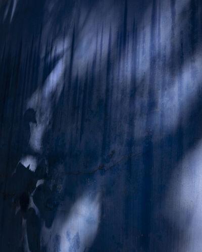Cig Harvey, 'Blue Wall', 2020
