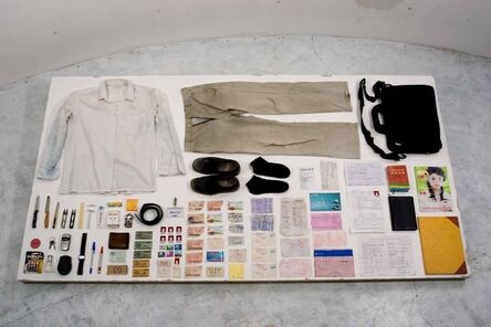 Liu Chuang, 'Buying Everything On You', 2006 -present