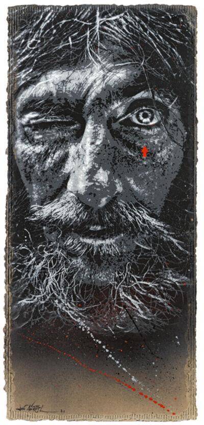 Jef Aérosol, 'Winkin ' eye', 2021