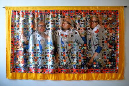 Quimetta Perle, 'The Secret Life of Beads', 2016