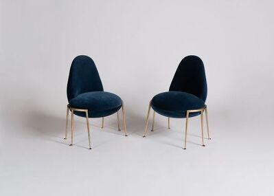 Achille Salvagni, 'Papillia, Side Chair', 2017