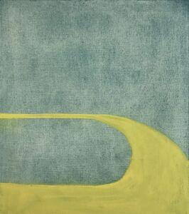 Isabel Bigelow, 'Yellow Wave', 2018