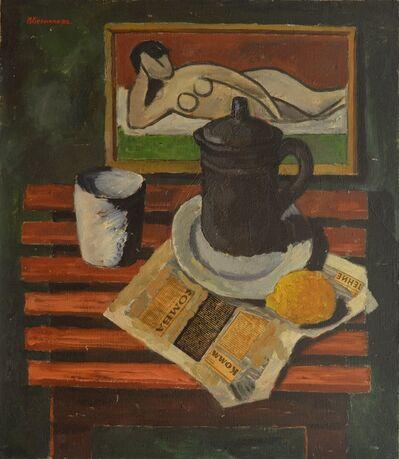 Vadim Semenovich Velichko, 'Still life', 1980