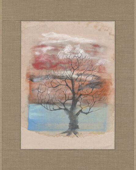 Makoto Fujimura, 'Autumn Sunset', 2015