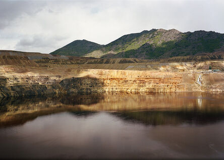 Victoria Sambunaris, 'Untitled (Berkeley Pit Lake), Butte, Montana', 2009