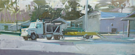 Kevin Weckbach, 'Truck and Trailer', 2013