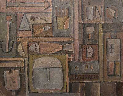 José Gurvich, 'Constructivo abstracto', ca. 1962