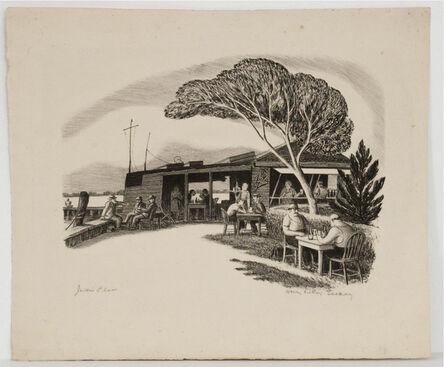 Harry Taskey, 'Jack's Place', ca. 1930