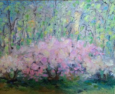Eric Girault, 'Blossom Trees', 2005