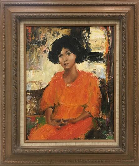 William Vincent Kirkpatrick, 'Portrait 15'