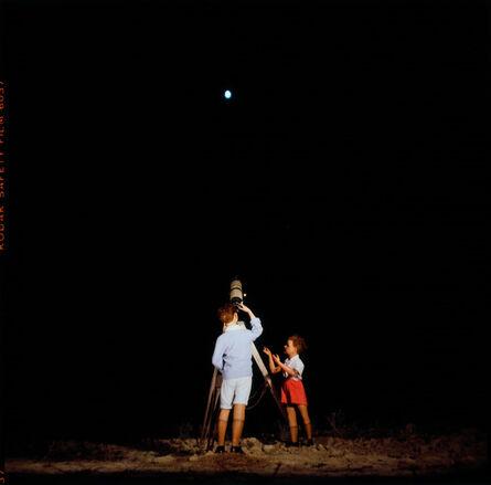 Bernard Faucon, 'Le téléscope', 1977
