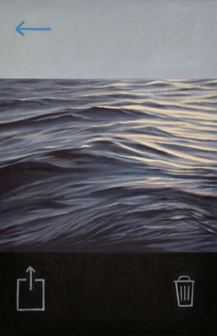 Adam Straus, 'Saved Water ', 2015